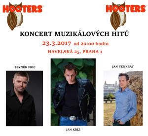 Koncert Hooters 2017
